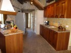 Extra large fully equipped kitchen in the Villa.