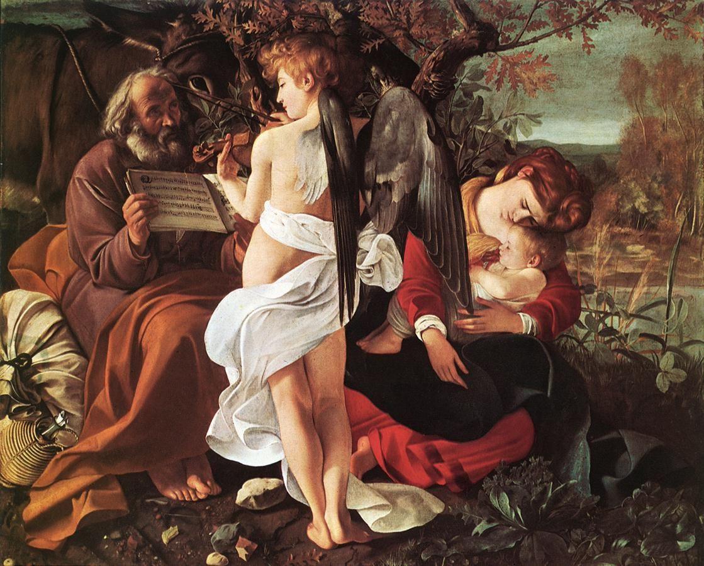 Caravaggio-doria-Pamphilij300