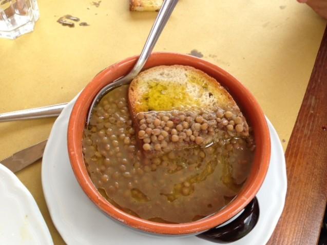 Castelluccio lentil goodness