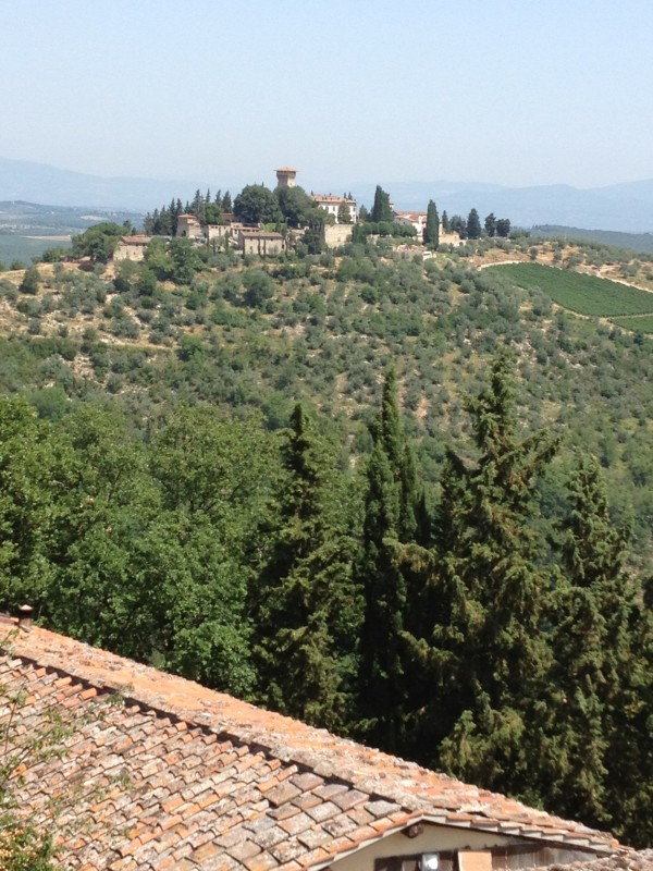Hillsides of Chianti Country